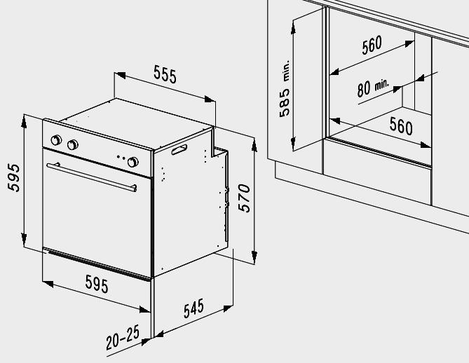 Электрическая Схема Духового Шкафа