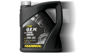 Масло моторное Mannol (SCT) O.E.M. for Ford Volvo 5w30 4л