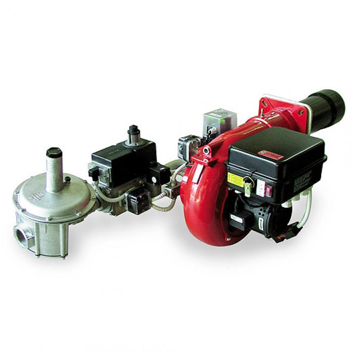 Газовая горелка F. B. R. GAS P 100/M CE TL + R. CE DN65-FS65