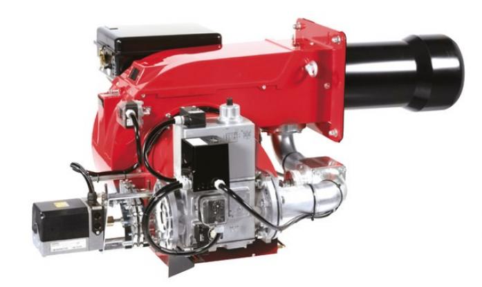"Газовая горелка F. B. R. GAS P 190/2 CE + R. CE-CT D2""-FS50"