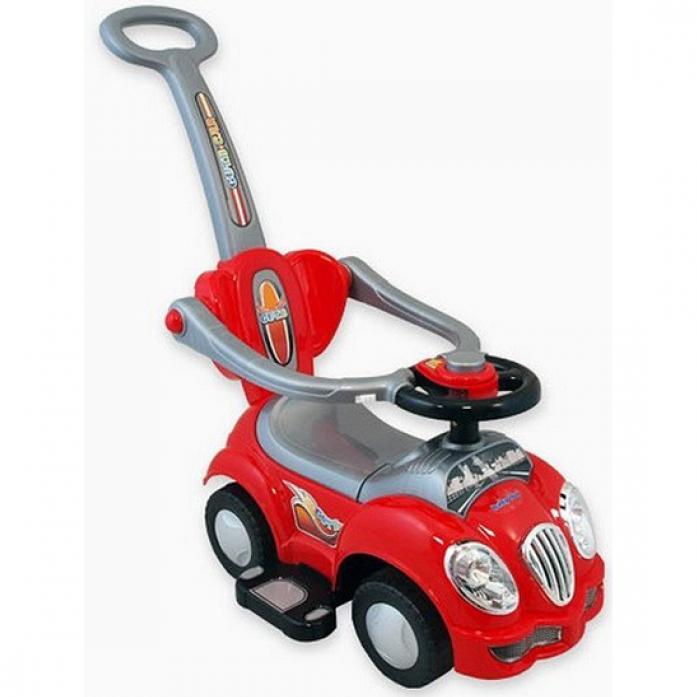 Каталка Baby Care Cute Car 558 Красный