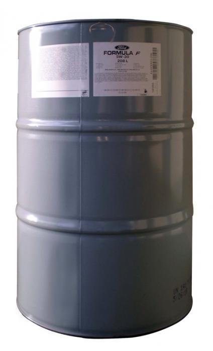 Масло моторное FORD Formula Е/F 5W30 A1/B1 (208л) 15594D/14E8B8