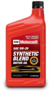 Масло моторное FORD Motorcraft Premium Synthetic Blend 5W20 (946 мл) XO-5W20-QSP