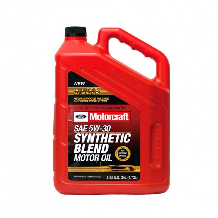 ����� �������� FORD Motorcraft Premium Synthetic Blend 5W30 (4,73�) XO-5W30-5QSP