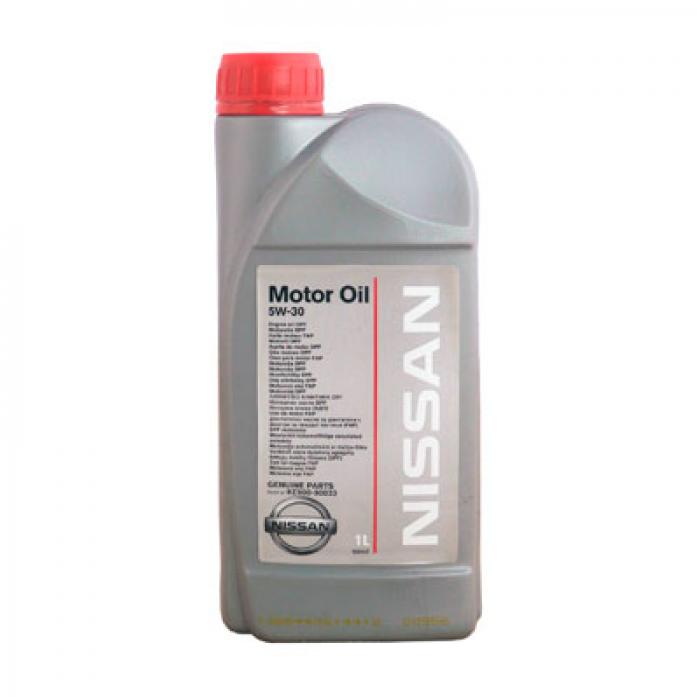 Масло моторное Nissan 5W30 SL/CF (1л) KE900-99933