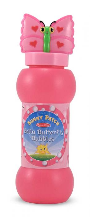 Мыльные пузыри Melissa&Doug Sunny Patch Бабочка Белла 6144