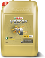Масло моторное Castrol Vecton Fuel Saver 5w30 E6/E9 (20л) 157AEA