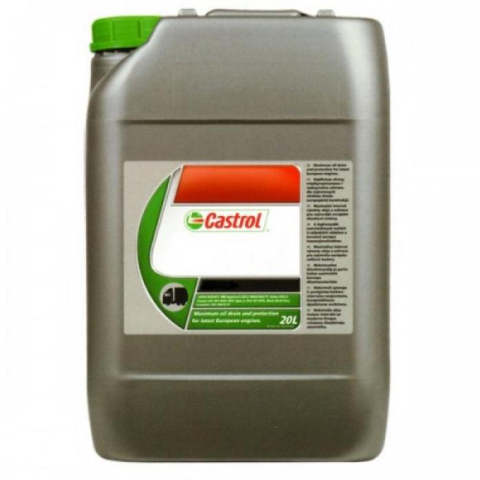 Масло моторное Castrol Vecton Fuel Saver 5w30 E7 (20л) 157AEB