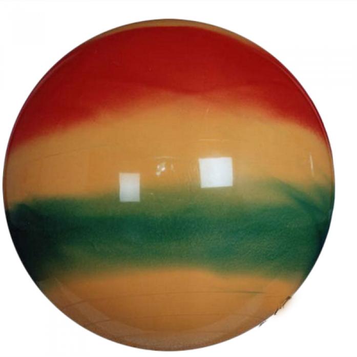 Мяч Arpax диаметр 65см радужный