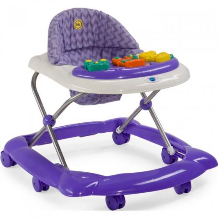 Ходунки Happy Baby Pioneer Violet