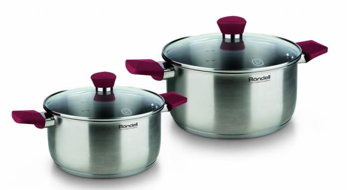 Набор посуды RONDELL RDS-816