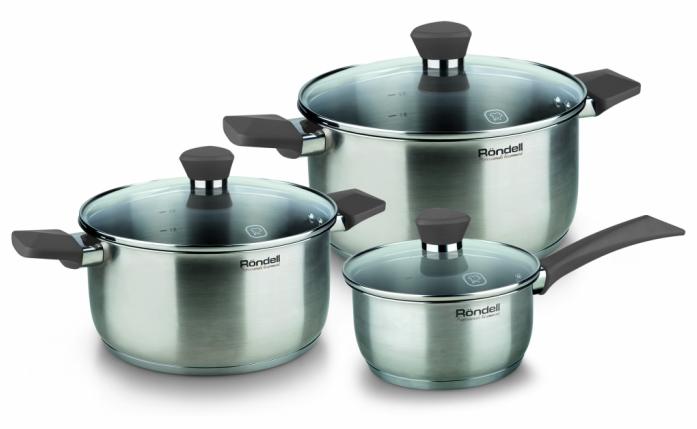 Набор посуды RONDELL RDS-820