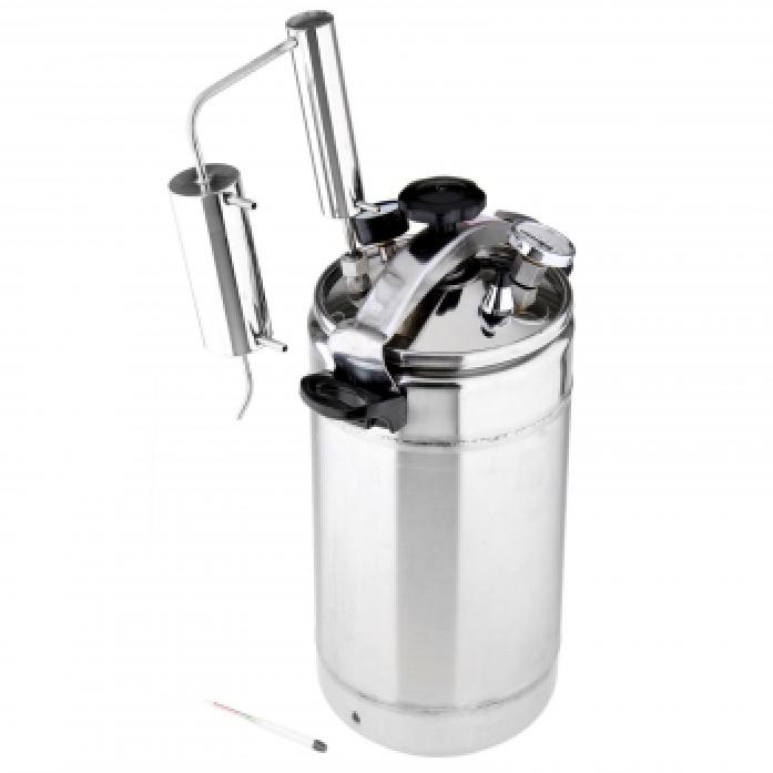 Автоклав домашний погребок 2 в 1 22л аромат купить самогонный аппарат бурбулятором