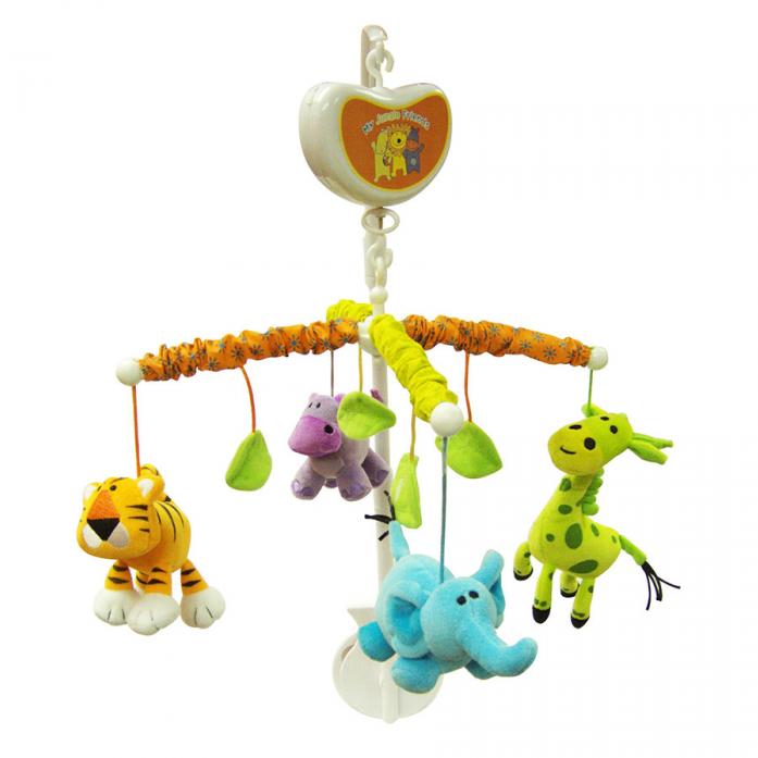 Мобиль Biba Toys Счастливые друзья BM040