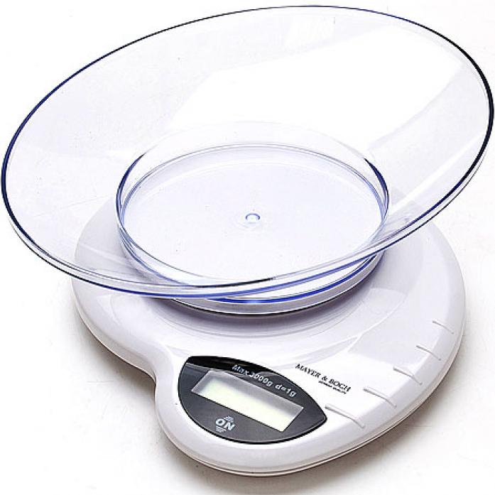Кухонные весы Mayer&Boch MB-20910