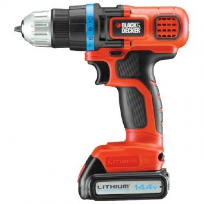 Дрель Black&Decker EGBL14K-QW