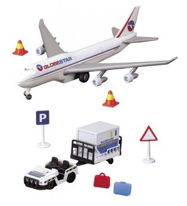 Игровой набор Dickie Аэропорт 3343002