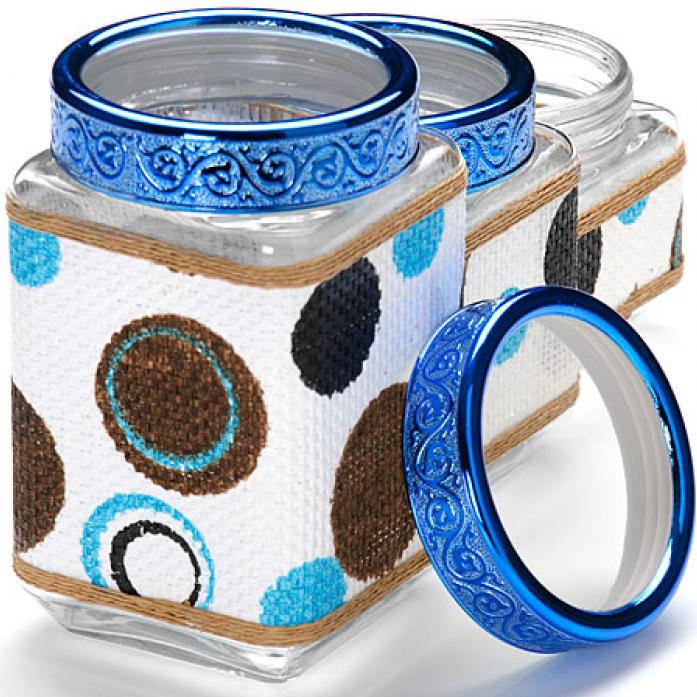 Набор банок для хранения сыпучих продуктов MAYER&BOCH MB-25510