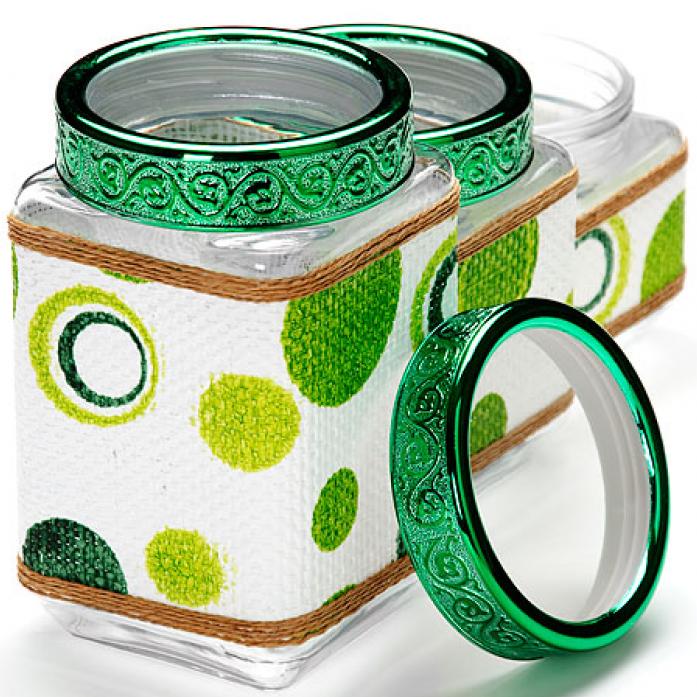 Набор банок для хранения сыпучих продуктов MAYER&BOCH MB-25512