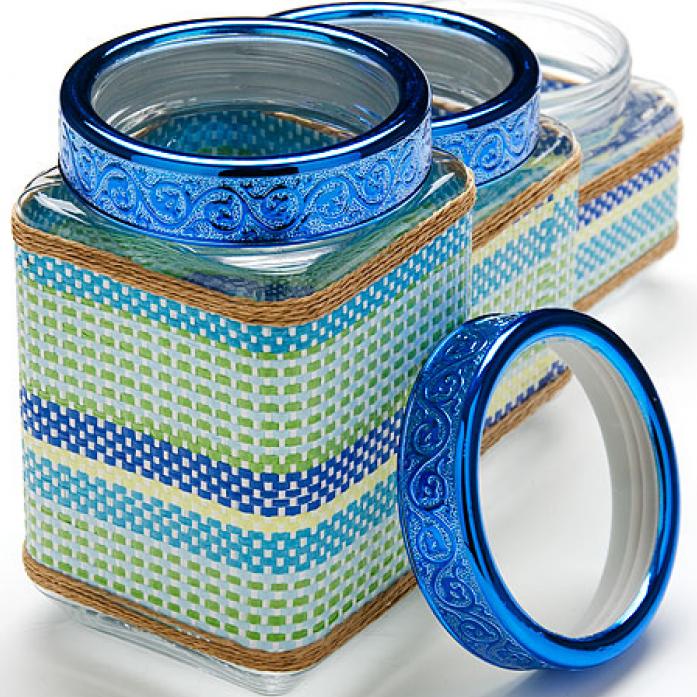 Набор банок для хранения сыпучих продуктов MAYER&BOCH MB-25513