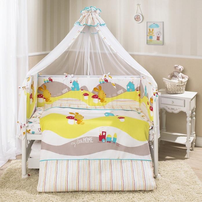 Комплект в кроватку Perina КРОХА К4-01.2
