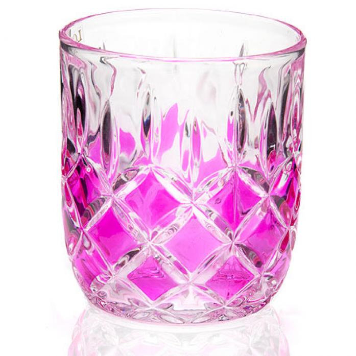 Набор стаканов 6 предметов LORAINE LR-20221-1 розовый