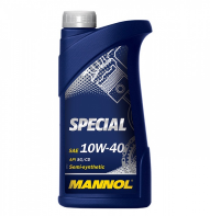 Масло моторное Mannol (SCT) Special 10W40 1л 1180