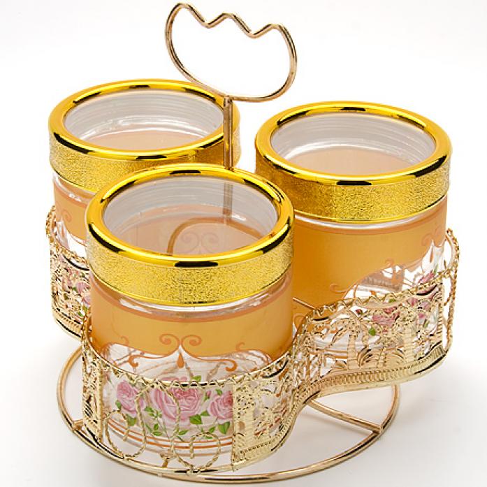 Набор банок для хранения сыпучих продуктов MAYER&BOCH MB-3807