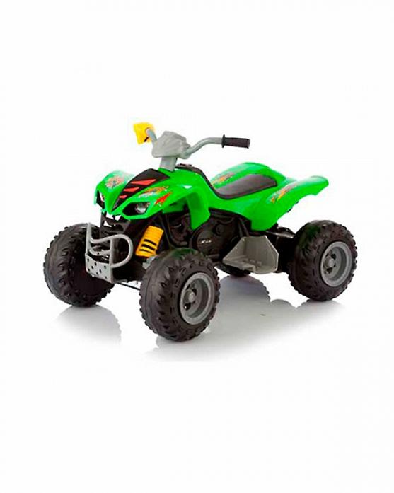 Электромобиль Jetem Scat 2-х моторный KL-789 Салатовый