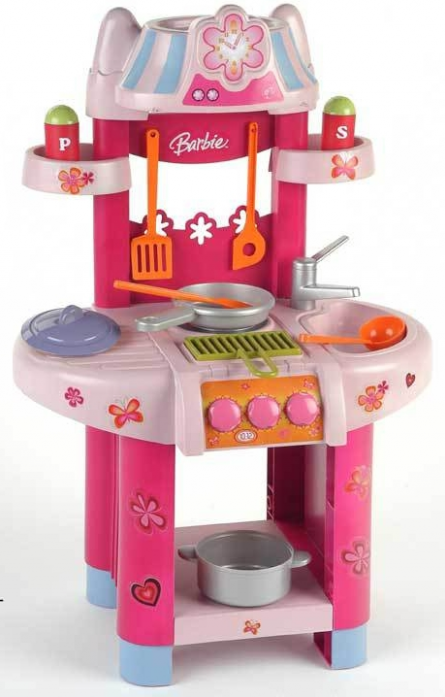Игровая кухня Barbie функциональная 9588
