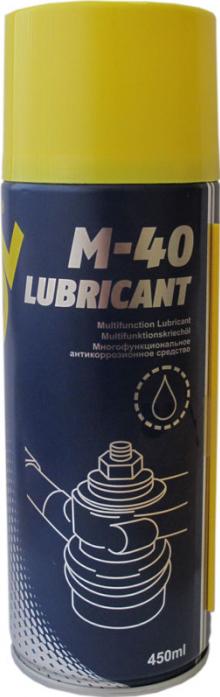 Антикоррозийное средство Mannol (SCT) Многофунциональное Anti-Rost 0,45л 2114
