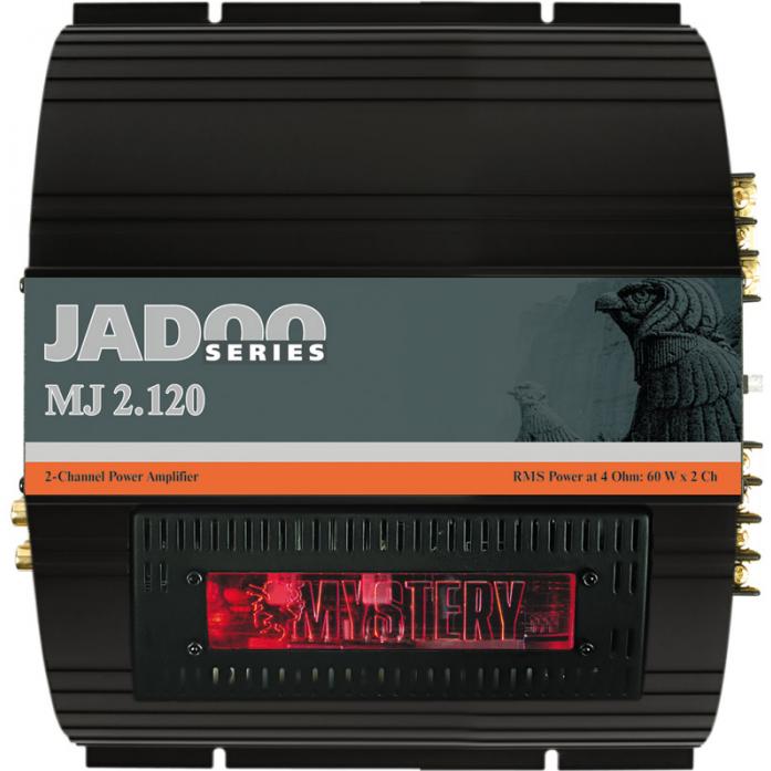 Автоусилитель Mystery MJ-2.120