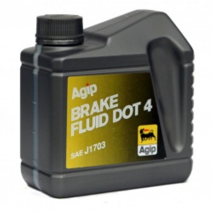 Тормозная жидкость ENI I-Sint BRAKE FLUID DOT-4 1л 165583