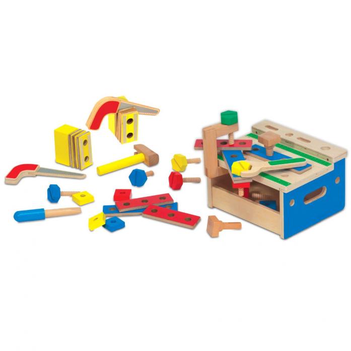 Игрушка Melissa&Doug Классические игрушки: инструменты 9386
