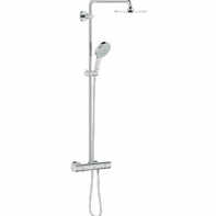 Душевая система GROHE Rainshower 27967000 хром