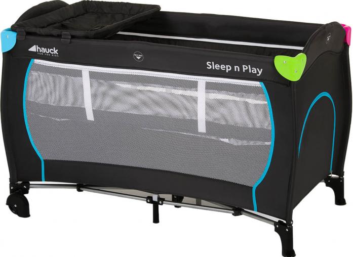 Манеж Hauck Sleep'n Play Center Multicolor Black 600535