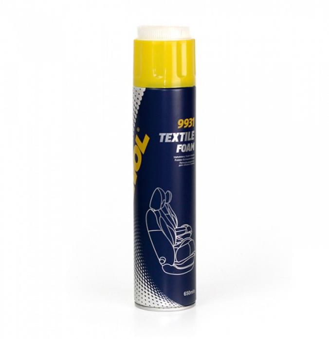 Пена для чистки обивки Mannol (SCT) Textile Foam Polster-Schaum 650мл 2221/9931