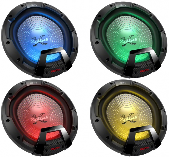 ������������ Sony XS-LEDW12