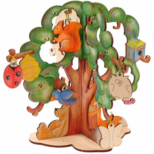 Набор для творчества Woody Дерево желаний 00792