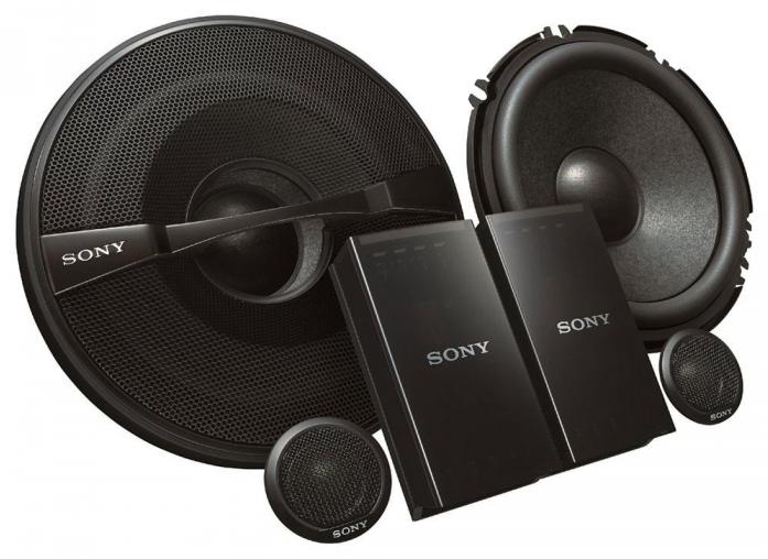 Автоколонки Sony XS-GS1621C