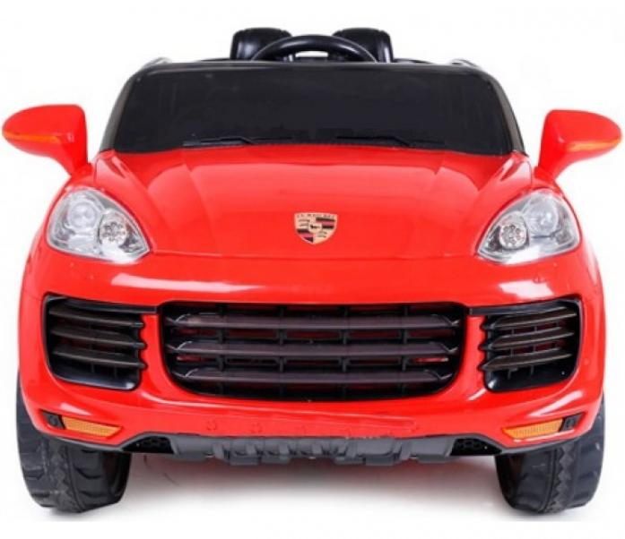 Детский электромобиль Rivertoys Porsche E008KX красный