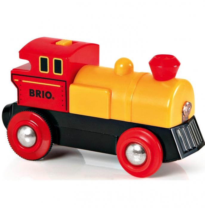 Железная дорога Brio Паровоз 33594
