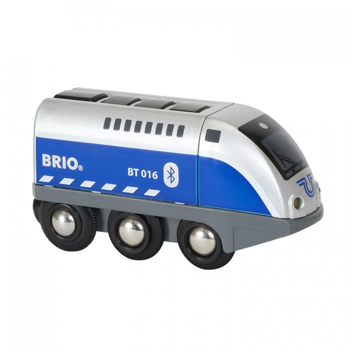 Железная дорога Brio Паровозик,управляемый с мобильного приложения 33863