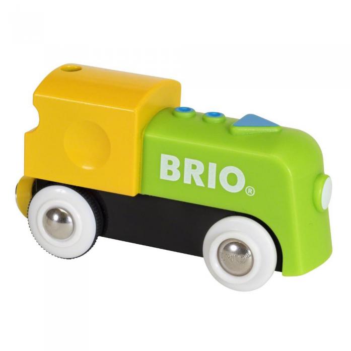 Железная дорога Brio Мой первый паровозик 33705