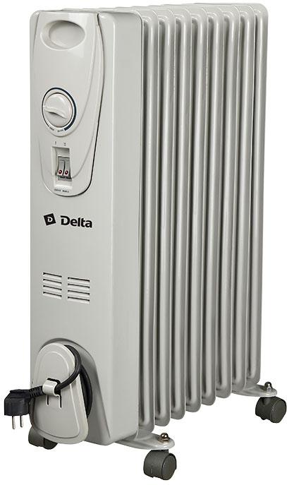 Масляный обогреватель DELTA D-25-9