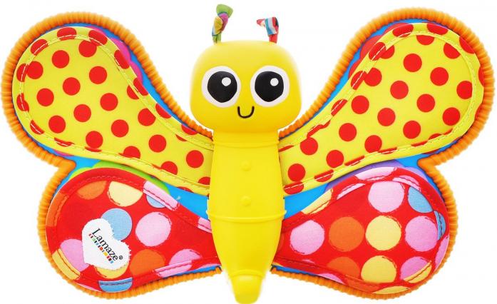 Интерактивная игрушка Lamaze Фотоальбом Смотри и Слушай ТО27240