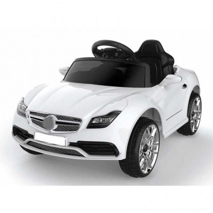 Детский электромобиль Rivertoys Mercedes o333oo белый