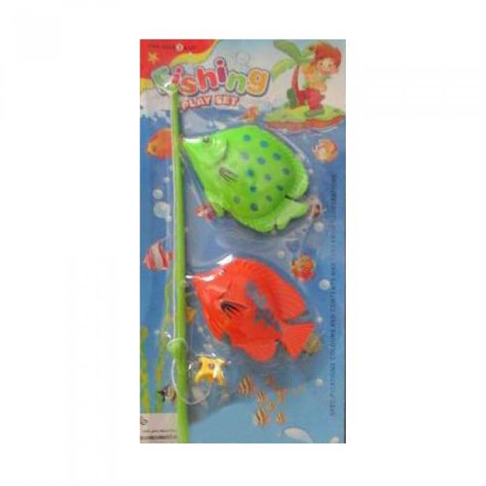 Игрушка для ванной 1toy Ну, Погоди! Рыбалка Т58214