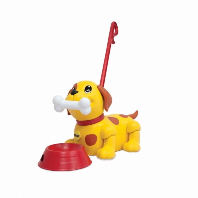 Интерактивная игрушка Tomy Щенок Погуляй со мной ТО72376
