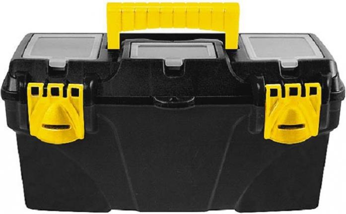Ящик для инструмента FIT 410х215х197мм 65562